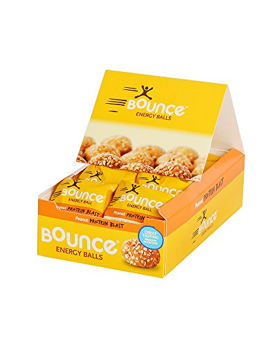 Bounce Peanut Protein Balls 49 g (Pack of 12)