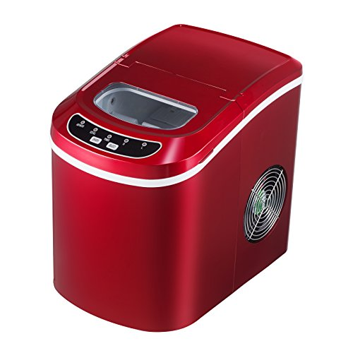 KUPPET Portable Ice Maker Countertop - Ice Cube Maker Machine, Make 26 lbs Ice...