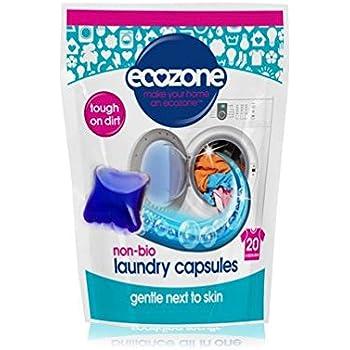 Ecozone Non bio laundry capsules,