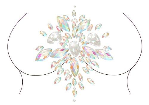 Leg Avenue Celestial Body Body Jewels clear