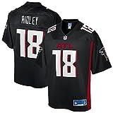 NFL PRO LINE Men's Calvin Ridley Black Atlanta Falcons Team Player Jersey