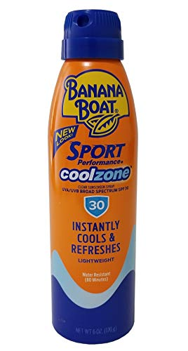Banana Boat UltraMist Sunblock Continuous Spray Sport SPF 30