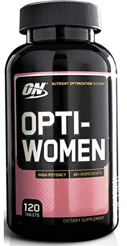 Optimum Nutrition 120 Opti-Women Wo…