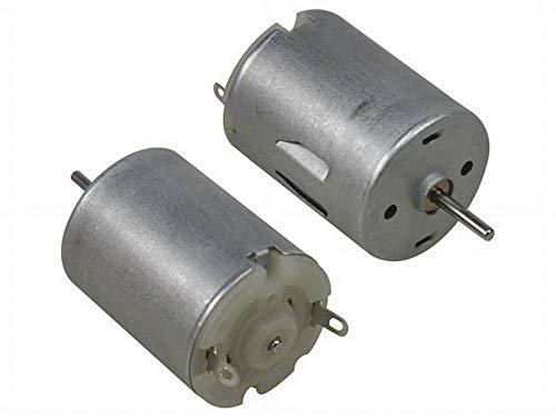 VS-ELECTRONIC - 131008 DC-Kleinmotor, 6 VDC/250 mA, 14.500U/Minute MOT2N