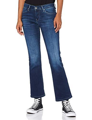 Pepe Jeans Damen Jeans Piccadilly, Denim DD, 27W / 30L
