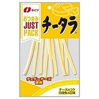 なとり JUSTPACK(ジャストパック) チータラ 27g×10袋入×(2ケース)