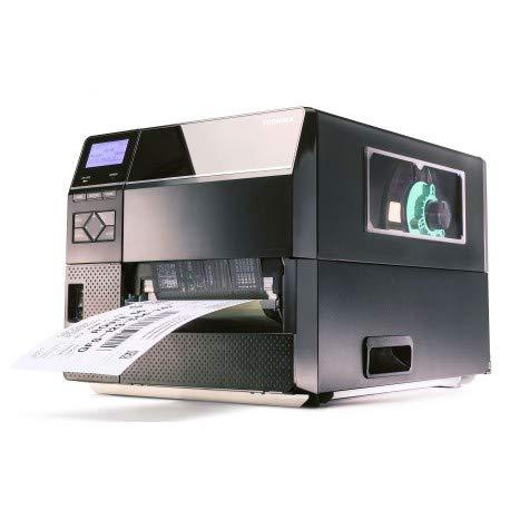 Toshiba TEC B-EX6T1 Industrial Wide Web DT/TT Barcode-Etikettendrucker, für Nahkanten-Band, 305DPI