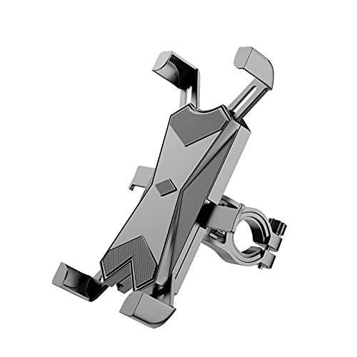 Portacellulare Da Bicicletta Per Iphone Samsung Porta Cellulare Da Moto Portacellulare Da Bicicletta Supporto Per Clip Da Manubrio Staffa Di Montaggio Per Gps