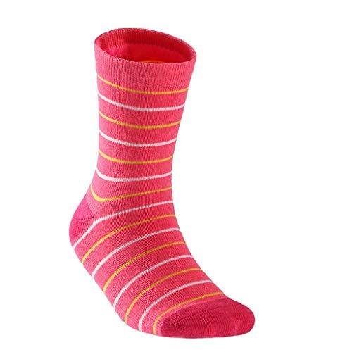 Chaussettes de randonnée à séchage Rapide pour Les Sports de Plein air pour Enfants, Chaussettes de randonnée Confortables pour Enfants, Absorbant l'humidité (Color : E, Taille : XS)