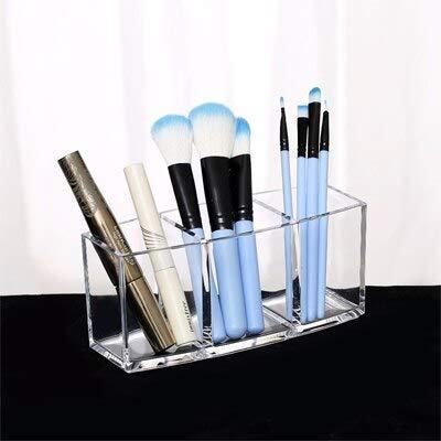 ZHAS Boîte de Rangement cosmétique Maquillage Organisateur Titulaire cosmétique Rouge à lèvres pinceaux de Maquillage Accessoire Organisateur De Maquillage Outils Boîte De Rangement