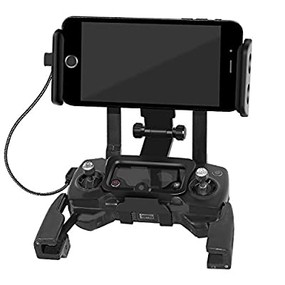 RC GearPro Portable Tablet Mount Bracket Holder Stand for DJI Mavic Pro/Mavic Air/Spark Drone Remote Controller Accessories