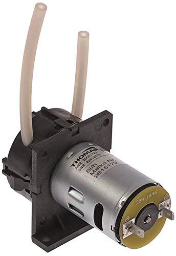 ASF/THOMAS SR10/50 Appareil de dosage pour lave-vaisselle Meiko pour purifier 6 l/h Raccord tuyau 2,5 x 1,6 mm Longueur du tuyau 55/85 mm