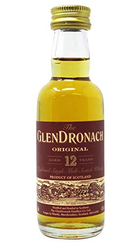 Glendronach - Original Miniature - 12 year old Whisky