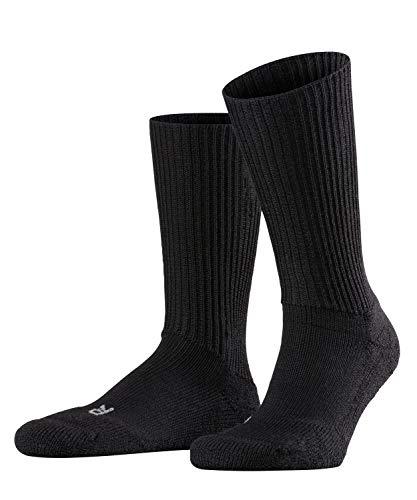 FALKE Unisex Socken Walkie Ergo U SO -16480, 1 Paar, Schwarz (Black 3000), 42-43