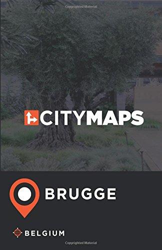 City Maps Brugge Belgium
