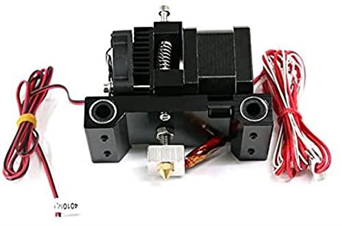 Kit de extrusora de Carro A6 de 1,75 mm para Piezas de Impresora 3D Anet A6 / A8 Piezas de Impresora de Cabezal de impresión de extrusora de Chorro único (tamaño: extrusora A8) Piezas de Repuesto