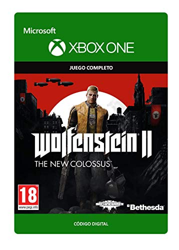 Wolfenstein II: The New Colossus  | Xbox One - Código de descarga