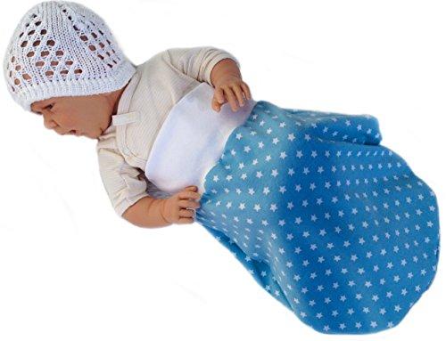 Annsfashion - Gigoteuse - Bébé (garçon) Blau Weiss