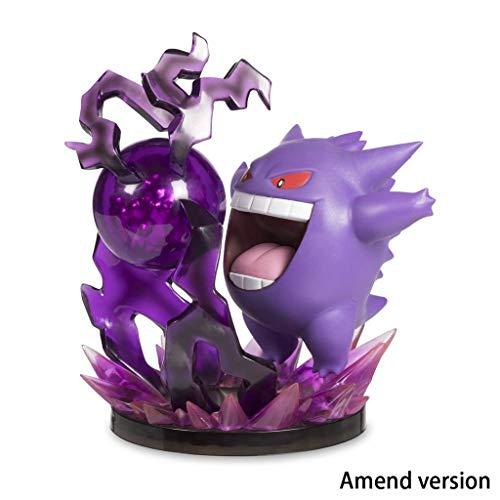 Lilongjiao Pokémon: Gengar Skill Version Nendoroid Figura De Acción PVC Figura Modelo Juguetes