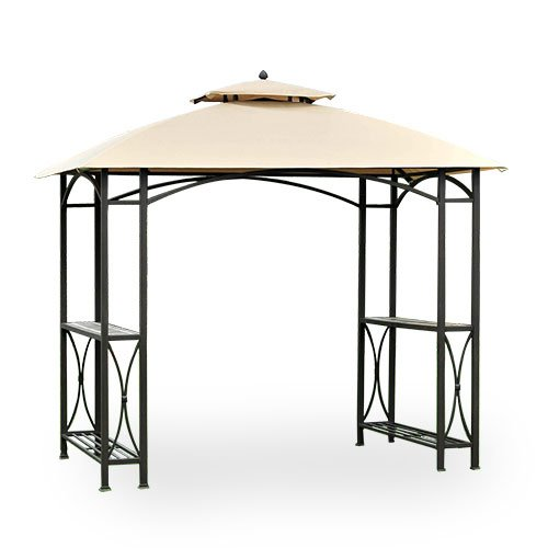 bbq grill canopy - 8