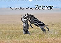 Faszination Afrika: Zebras (Wandkalender 2022 DIN A3 quer): Wie kein anders Tier vekoerpern die Zebras die Tierwelt Afrikas (Monatskalender, 14 Seiten )