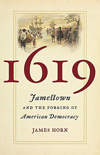 Image of 1619: Jamestown and the Forging of American Democracy