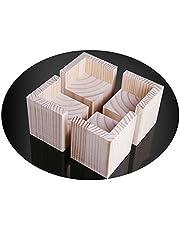 Houten Meubels Opslag Riser Lifters, Bed Riser Heavy Duty Meubelverhogers Voor Tafel/Bank/Stoel/Kast, Set Van 4 - Meubelpoten