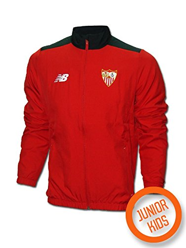 New Balance Sevilla FC Training 2016-2017 Niño, Chándal, Red