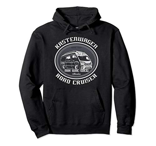 Kastenwagen - Road Cruiser Pullover Hoodie