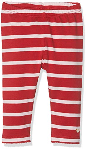 Steiff Legging, Rouge (Jester Red 2120), 62 (Taille Fabricant: 062) Bébé Fille
