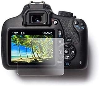 EasyCover gspc100dスクリーンプロテクター超薄0.3MM 6レイヤfor Canon 100d / sl1、クリア