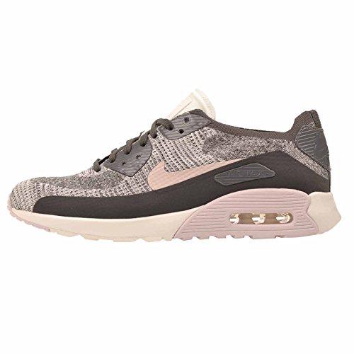 Nike Schuhe Damen Sneaker GRAU 881109 003 AIR MAX 90 Ultra 2.0 Flyknit Women, Schuhgröße:EUR 38