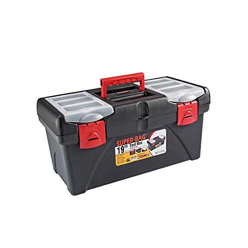 Super-Bag Werkzeugkoffer, Leer,...
