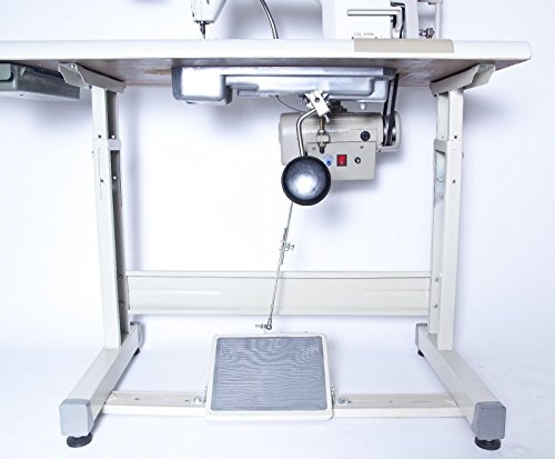 Juki DDL8700 LockStitch Industrial Sewing Machine,Table,Servo Motor,Lamp.Fully Assembled.