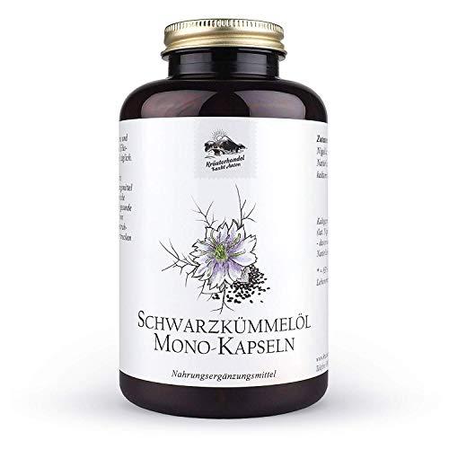 Kräuterhandel Sankt Anton -   - Schwarzkümmelöl