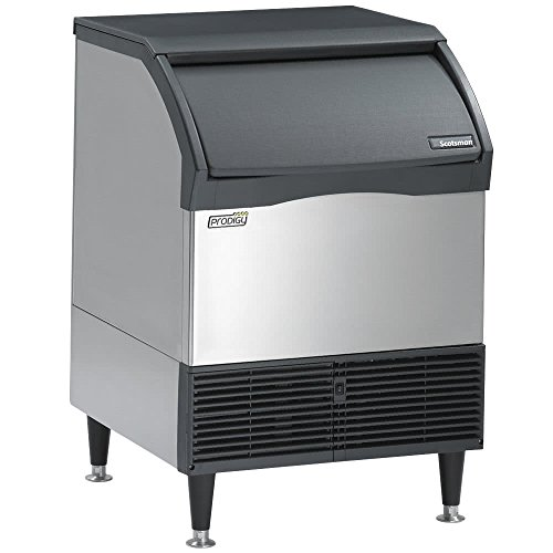 Scotsman CU1526MA Prodigy Self-Contained Undercounter Ice Machine, Air...
