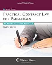Practical Contract Law for Paralegals: An Activities-Based Approach (Aspen College)