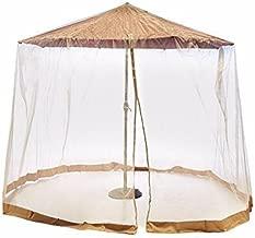 Best 10 ft offset umbrella mosquito netting Reviews