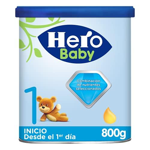 Hero Baby Leche 1 -Para niños de hasta 6 meses - 800 gr