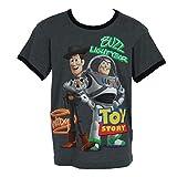 Youth Disney Pixar Toy Story Shirt (Medium) Gray