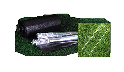 Kit de pose de gazon artificiel artificiel: Colle polyuréthane 2 x 600 ml + Jonction de bande 10 mt linéaire + Cambrette en acier 40 + Cutter.
