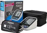 OMRON M7 Intelli IT Misuratore della pressione arteriosa da braccio con Bluetooth e bracciale Intelli Wrap