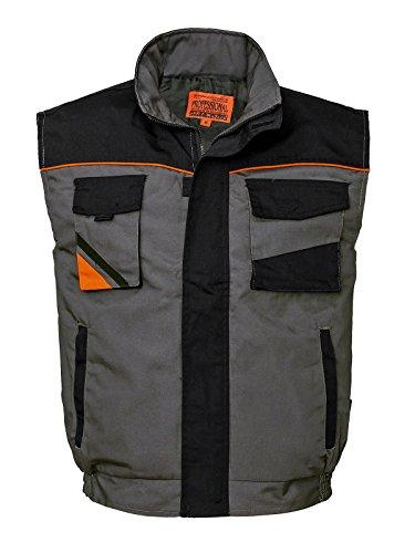 ART.MAS Weste Winterweste Arbeitsweste Bodywarmer Arbeitsbekleidung Herren(Win-Prof-V) (XL)