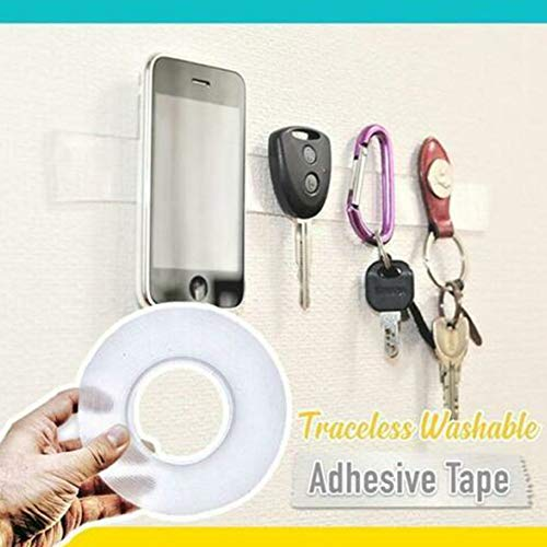 Multifunctional Tape, Reusable Universal Super Strong...