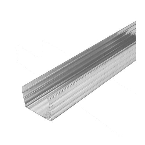 8 Stab je 3m CW Wandprofil 100mm Trockenbauprofil Ständerwerk Trennwand U Profil
