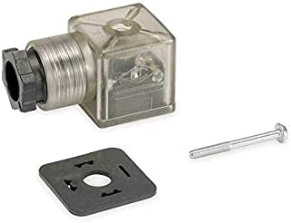 SMC SY3120-5LZ-M5 L Plug 4-Way Flow 145PSI 24VDC Non-Locking Push Solenoid AIR Control Valve 14-122 DEG F 2 Positions