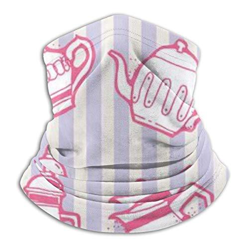 Any Way Halsmanschette, Ohrwärmer Stirnband, Doodle Vintage und Shabby Tee oder Kaffeekannen in verschiedenen Formen und Größen, Kopfbedeckungen