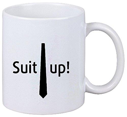 Taza párrafo cafetería Suit Up Cómo conocí a vuestra madre...