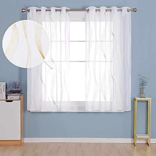 cortinas translucidas para habitacion matrimonio