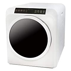 Space Saving Design which is perfect for apartments or other small living spaces, such as dorms, RVs. And it also can be the second dryer in your house. Multifunctional: combined with Intelligent Dry Programs which have been set according to the mate...